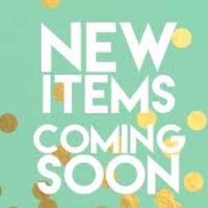 Accessories - NEW ITEMS coming soon!!!
